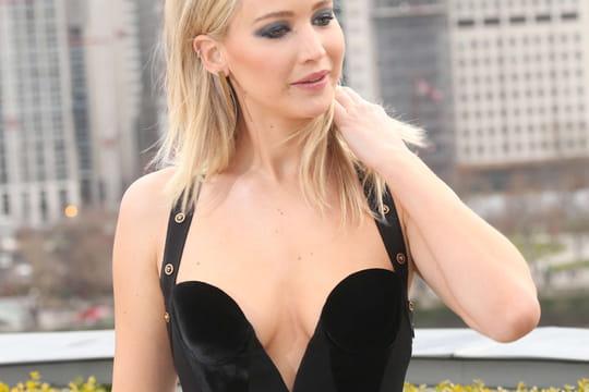 Jennifer Lawrence: robe, look, poids... Mieux vaut ne pas trop la chercher