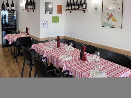 Restaurant : Esprit Bistro  - Intérieur du restaurant -   © Esprit Bistro