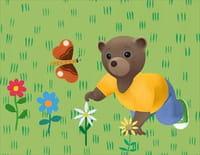 Petit Ours Brun : Le jouet abandonné
