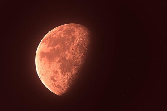 Eclipse de lune: heure de l'éclipse lunaire en date du 27juillet2018