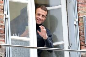 Santé de Macron: un bon mot de De Gaulle pour évacuer le sujet