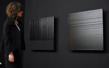 Oeuvres de Pierre Soulages