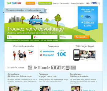 blablacar meilleur site de vente et de services entre particuliers. Black Bedroom Furniture Sets. Home Design Ideas