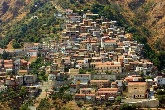 Petits villages perchés de l'Aspromonte