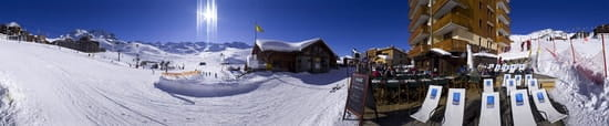 Le Chamois d'Or  - TERRASSE ACCESSIBLE A TOUS -