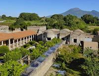 La saison italienne : Les jardins de Pompéï