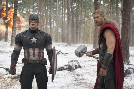 Le tournage d'Avengers 4a commencé