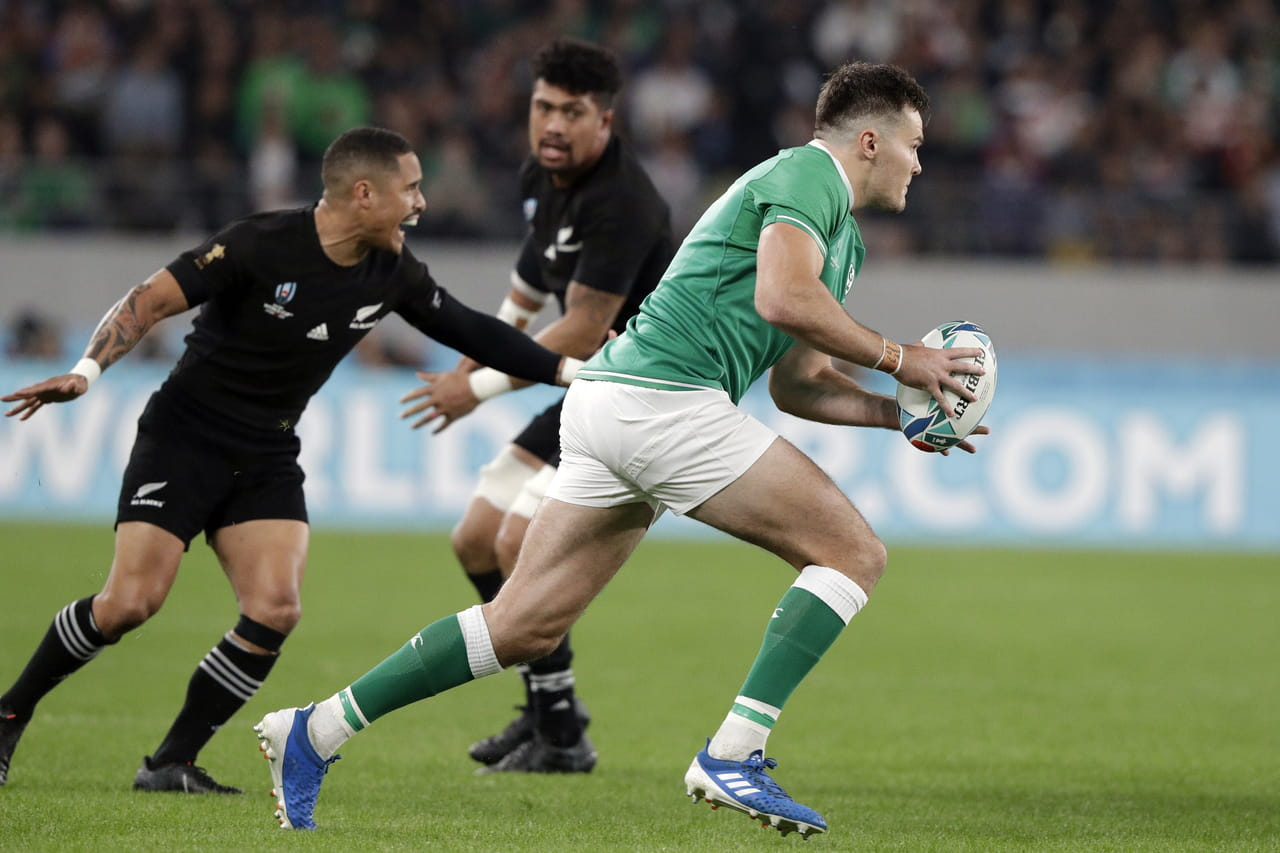 Coupe du monde de rugby 2019: les Anglais et les All Blacks en demi-finale, les résultats des quarts
