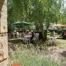 Le Papy's  - La terrasse -