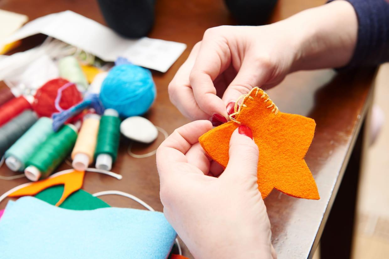 Fabriquer Deco Noel En Feutrine feutrine : comment l'utiliser pour réussir vos créations