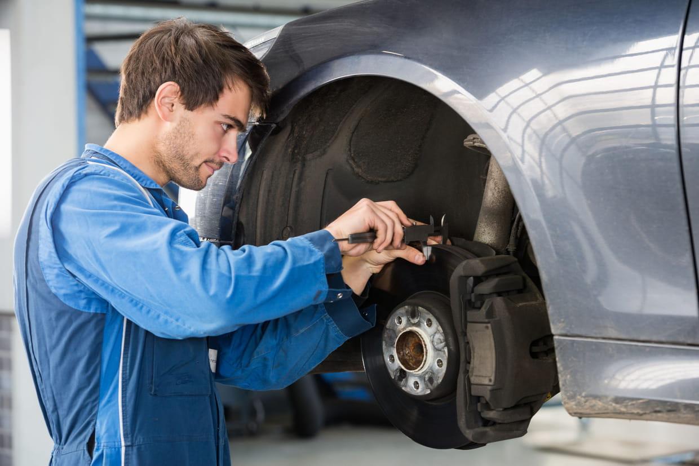 Entretien des freins : comment contrôler l'usure, quand les ...