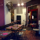 Restaurant : La Terr'aSandrA  - Un coin de la Terr'aSandrA -