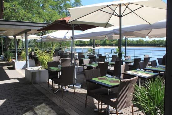 Le Grill du Lac  - Terrasse Le Grill du Lac Resturant Orthez -