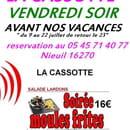 La Cassotte  - soiree -   © 164146