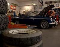 Wheeler Dealers France : MG MGB