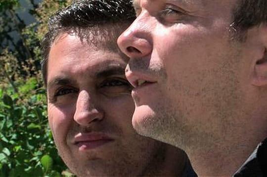 Mariage gay: suivez le mariage deVincent etBruno endirect [VIDÉO]
