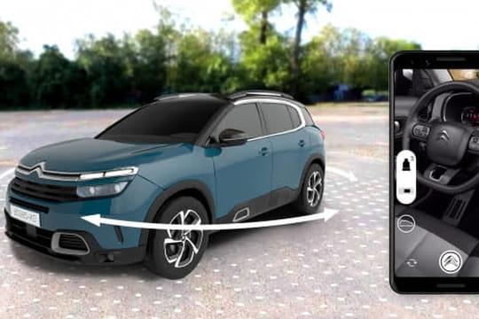 Citroën C5Aircross: configurer le SUV sur Facebook, c'est possible!
