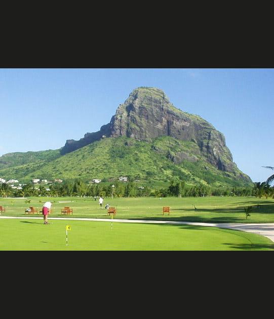 Au golf du gros Morne