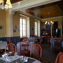 Le Grand Hôtel Château du Loir  - La salle de rstaurant -   © Le Grand Hôtel