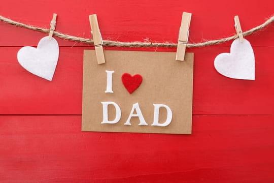 Bonne fête papa: textes et cartes pour souhaiter une bonne fête des Pères
