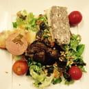 Plat : Le Mel'Laure  - Salade landaise -