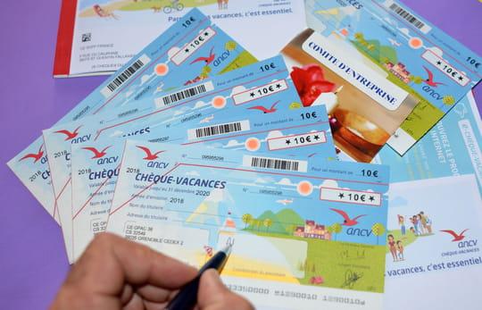 Chèques vacances ANCV: attribution, qui les prend et où les utiliser?
