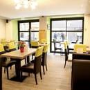 Brasserie Les Hauts du Lac  - La salle du restaurant -   © brasserie les hauts du lac