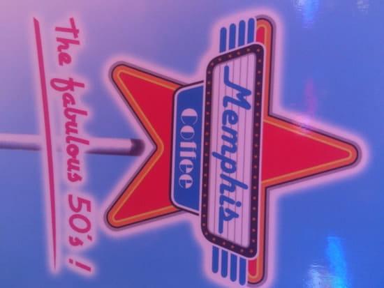 Memphis Coffee  - Logo resto -