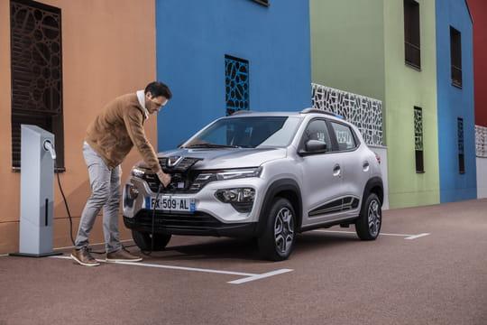 Dacia Spring: disponible à la commande, quel est son prix?