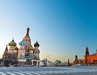 Echappées belles : Week-end à Moscou