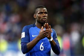 Equipe de France: Martial et Pogba out, la liste des 23modifiée