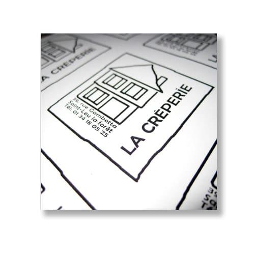 La Crêperie  - Carte -   © SR