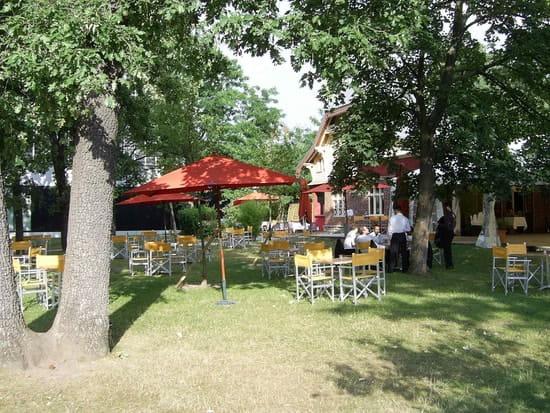 La terrasse du jardin brasserie bistrot paris avec - Restaurant jardin d acclimatation neuilly ...