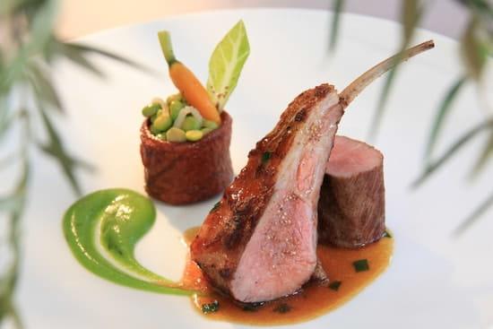 Le Restaurant Christophe Bacquié