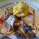 Plat : L'Arssiban  - Mignon de porc sur pâte feuilletée -