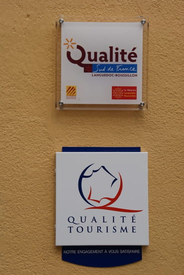 Côté Patio  - labels qualité -   © côté patio
