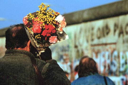 La chute du Mur de Berlin en images