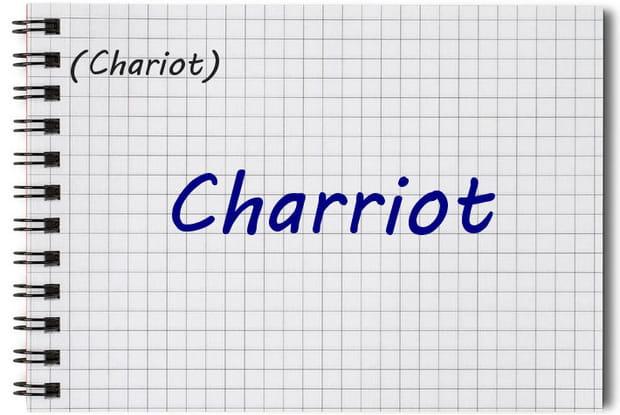 """""""Charriot"""" roule mieux"""