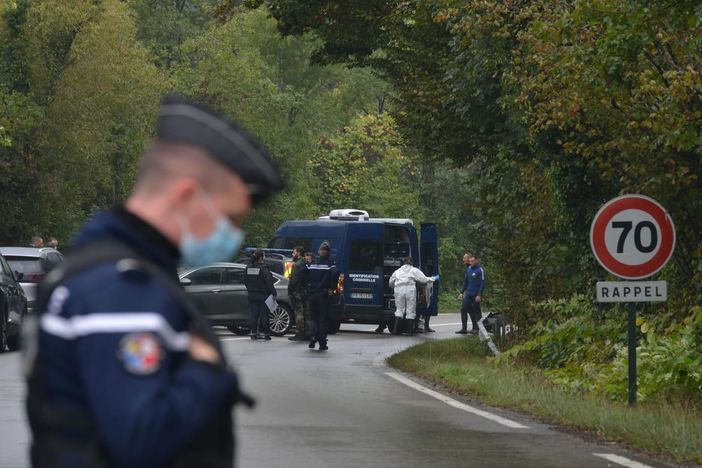 Disparition d'une jeune étudiante en Isère: un corps retrouvé dans un étang