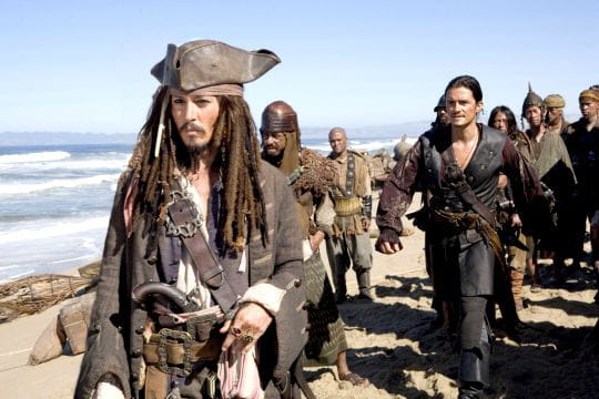 30e : Pirates desCaraïbes, jusqu'aubout dumonde
