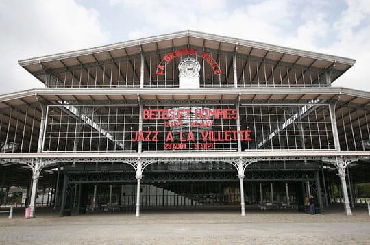 La Grande Halle de la Villette rénovée