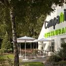 Le Restaurant  - La terrasse -   © louvre-hotels