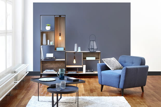 quelles couleurs se marient avec le bleu. Black Bedroom Furniture Sets. Home Design Ideas