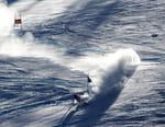 Ski alpin : Coupe du monde - 2e manche