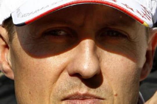 Schumacher: paralysie, mutisme, mémoire... Sa santé reste tragique