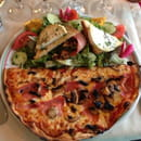 Plat : Restaurant Le Parma Pizzeria Du Port