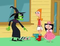 Phineas et Ferb : L'attaque d'une Candice de 50 pieds
