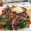 Plat : Le Lamparo  - Salade du terroirs -