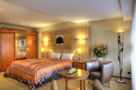 Hostellerie des Châteaux  - Chambre -