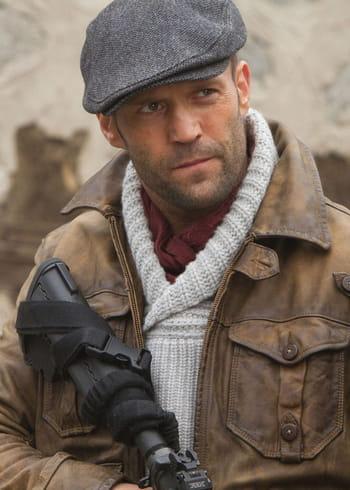 jason statham dans 'expendables 2 : unité spéciale'